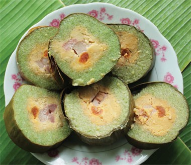 Những món ăn ngon ngày Tết của miền Trung