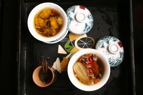 10 loại trà dược chống mệt mỏi