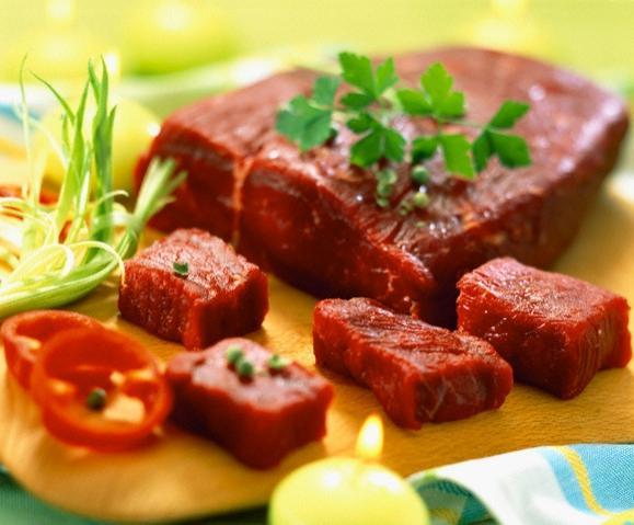 10 lý do nam giới nên ăn thịt bò