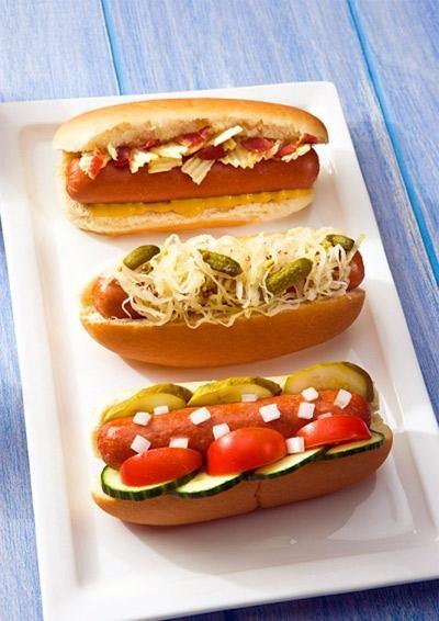 10 món ăn đường phố được yêu thích nhất tại Mỹ