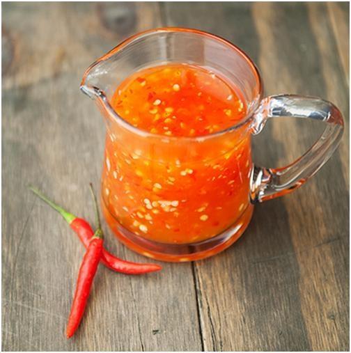 15 phút làm xốt chua ngọt cực ngon để dành ăn dần!