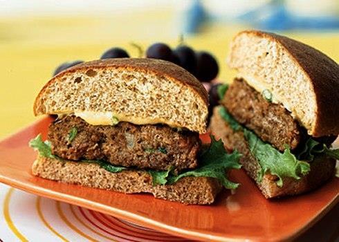 18 loại bánh burger có lợi cho sức khỏe