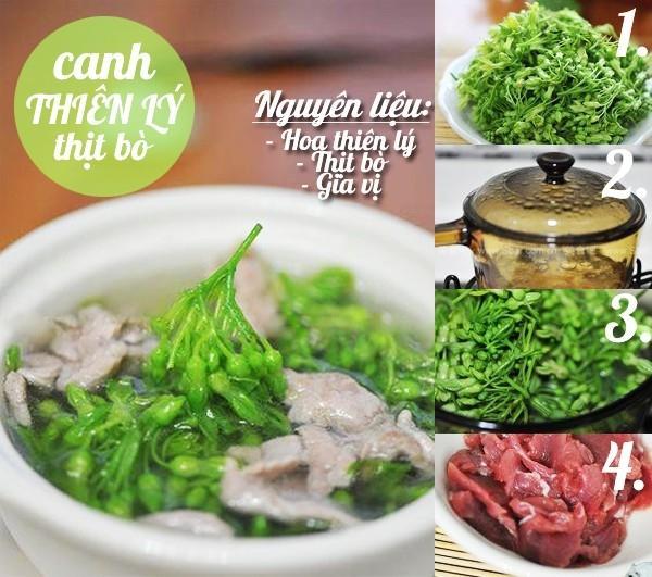 2 món ngon chế biến từ thịt bò