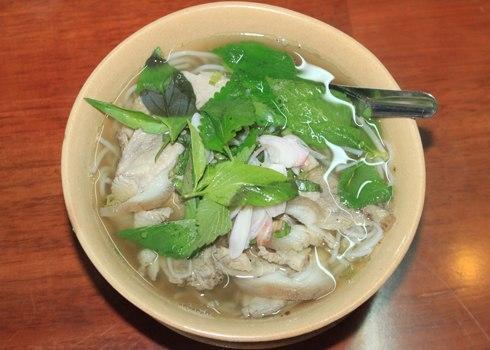 25 loại bún làm mê mẩn người Sài Gòn