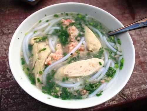 3 món ăn ngon trên đường Trần Kế Xương