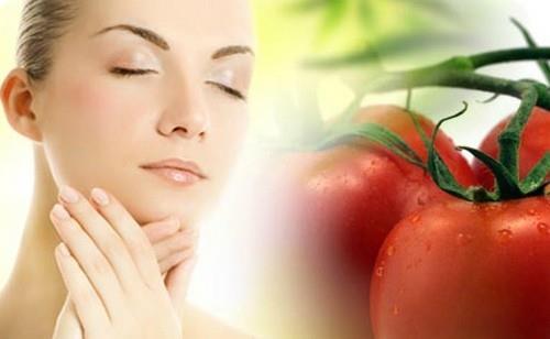 4 lợi ích của cà chua với làn da