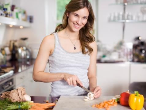 5 bước cải thiện chế độ ăn uống trong năm mới