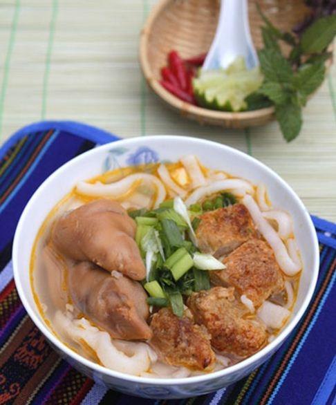 5 món bánh canh hấp dẫn của miền Trung và Nam