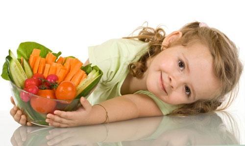 6 'Không' trong bữa ăn của trẻ