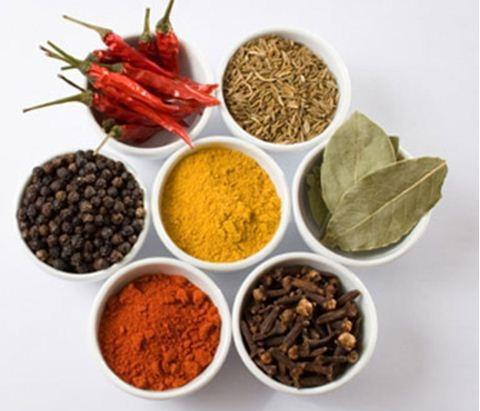 6 loại gia vị tốt nhất cho sức khoẻ