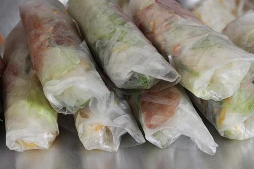 6 món ngon làm từ bánh tráng bán ở Sài Gòn