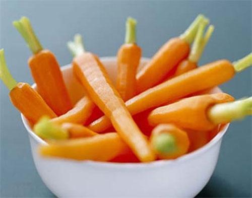 7 loại rau quả giàu chất chống oxy hóa