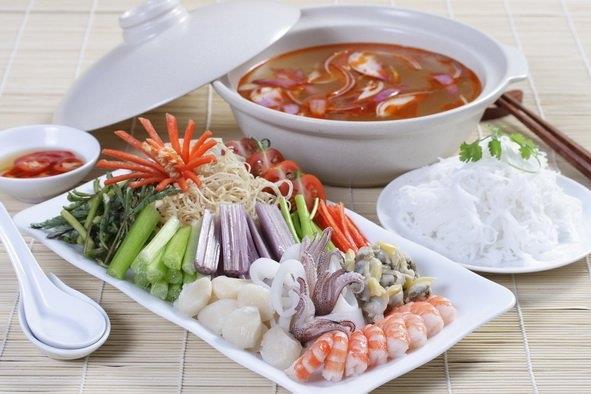 7 lợi ích sức khỏe của hải sản