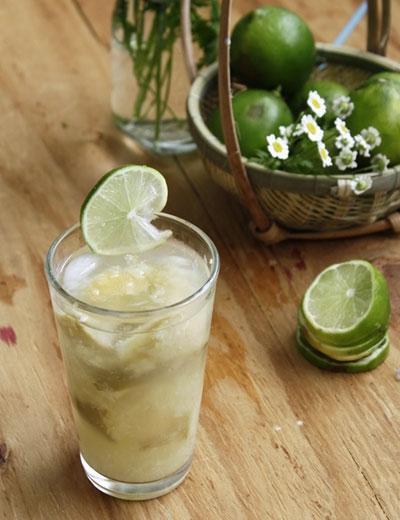 8 loại nước rau quả giải rượu hiệu quả