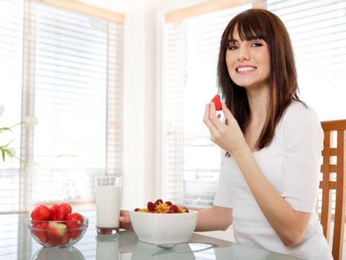 8 thực phẩm tốt nhất cho bữa sáng lành mạnh và đủ dinh dưỡng