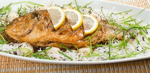 Ăn cá để giảm mệt mỏi