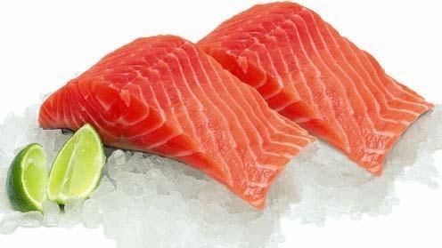 Ăn cá hồi và cá tuyết phòng các bệnh hô hấp ở trẻ nhỏ?
