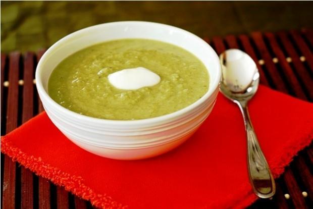 Ăn kiêng ngon tuyệt với món súp măng tây