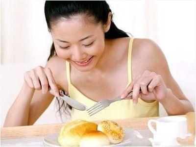 """Ăn """"rón rén"""" để không tăng cân"""