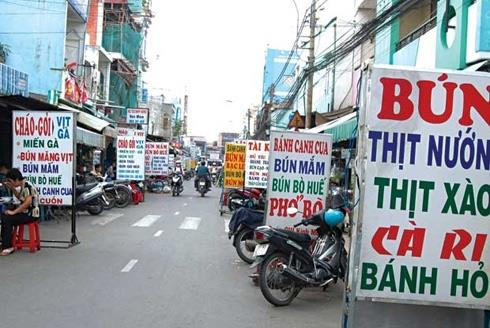 Ăn rong phố Sài Gòn, ở đâu ngon?