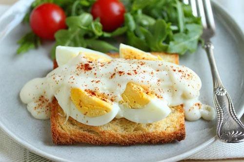 Ăn trứng bao nhiêu là đủ trong thai kỳ?