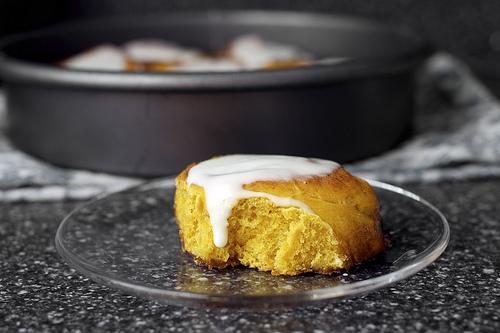 Bánh bí cuộn mềm thơm hấp dẫn
