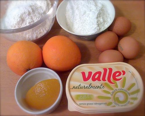 Bánh cam chua, thơm ngon cho bữa sáng