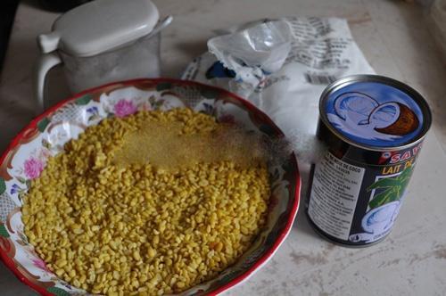 Bánh đậu xanh thơm bùi, bổ dưỡng