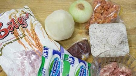 Bánh đúc kiểu miền Nam cực hấp dẫn