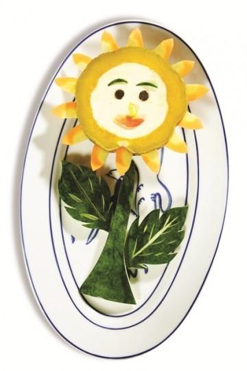Bánh hoa mặt trời