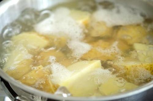 Bánh khoai tây chiên mềm thơm
