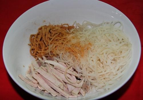 Bánh mì hấp Sài Gòn