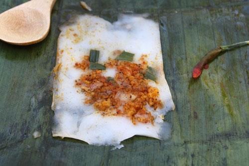 Bánh nậm Huế, hồn đất Cố đô