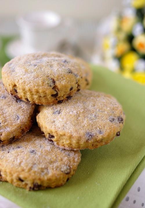Bánh quy chocolate chip xốp giòn thơm ngon