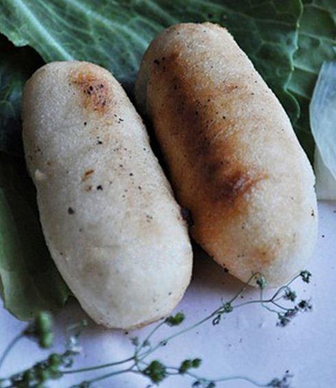 Bánh rán mặn nóng hổi