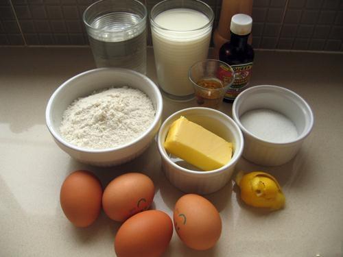 Bánh rán trứng thơm ngon dễ làm