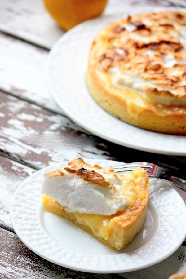 Bánh tart chanh ngon lạ