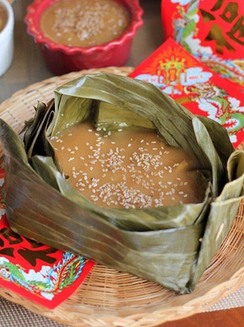 Bánh Tổ miền Trung đón xuân sang