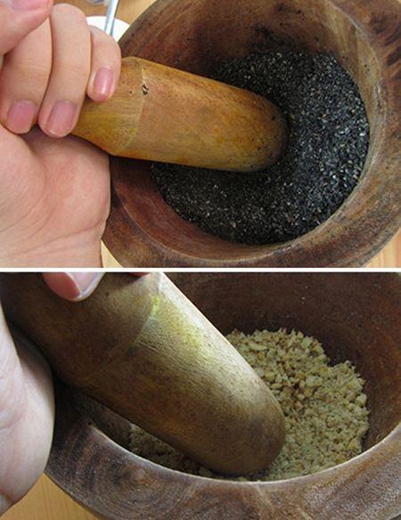 Bánh trôi tàu lá dứa