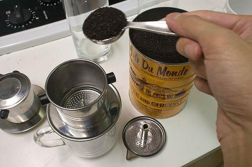 Bí kíp pha cà phê sữa thơm ngon