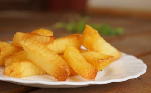 Bí quyết làm khoai tây chiên giòn lâu mà không ngấm mỡ!