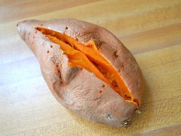Biến tấu với bánh khoai kiểu mới