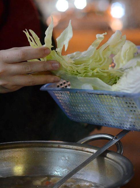 Bò nhúng giấm Thái Phiên ngày trở rét