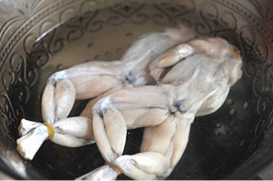 Cà ri ếch kiểu Singapore
