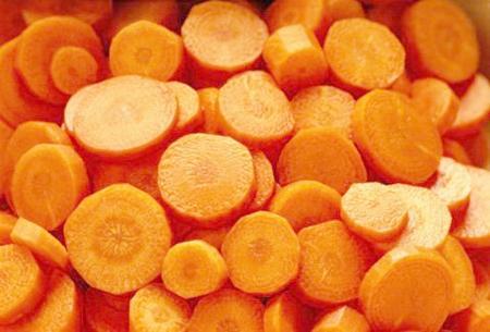 Cà rốt - siêu thực phẩm cho mùa đông