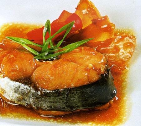 Cá thu, thực phẩm bổ dưỡng cho sức khỏe