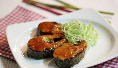 Cá xốt cà ri lạ miệng đưa cơm