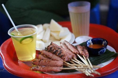 Các món ăn vặt ngon ở Hà Nội