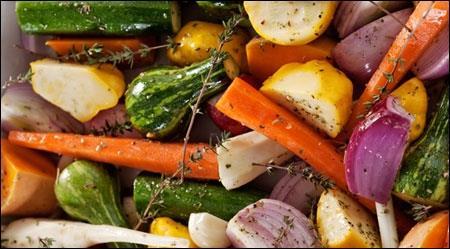 Các phương pháp chế biến món ăn từ rau xanh