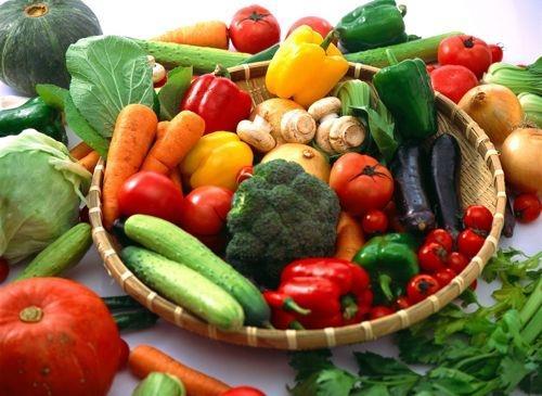 Các phương pháp chế biến rau củ tối ưu